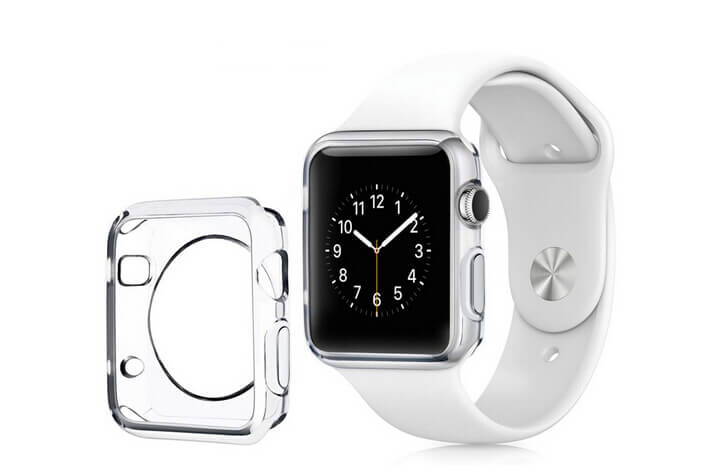 Image of   Apple Watch cover i TPU plastik