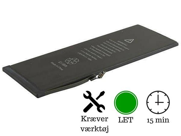 Image of   Batteri til iPhone 6 PLUS