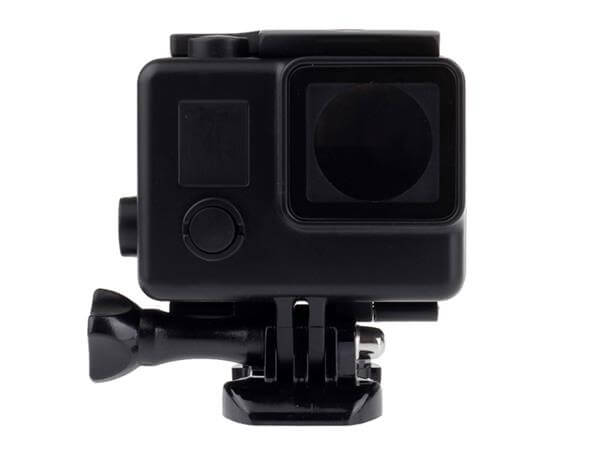 Image of   Sort housing til GoPro Hero 3 / 3+ / 4