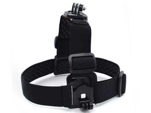 Image of   Head strap mount til GoPro Hero 3 / 3+ / 4 / 4 Session