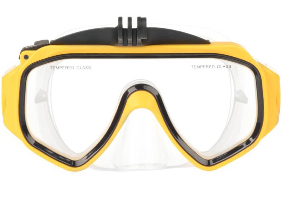 Dykkermaske til GoPro