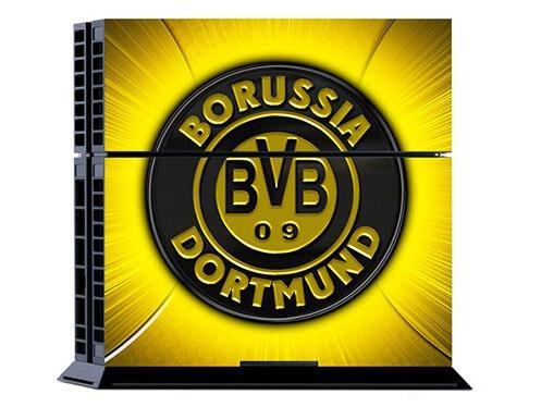 Image of   Borussia Dortmund Skin til Playstation 4