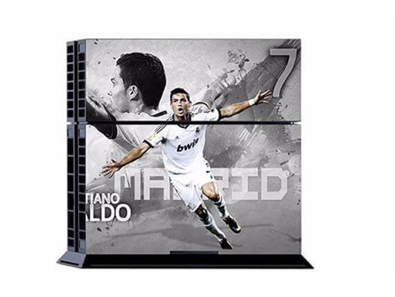Christiano Ronaldo Skin til PS4