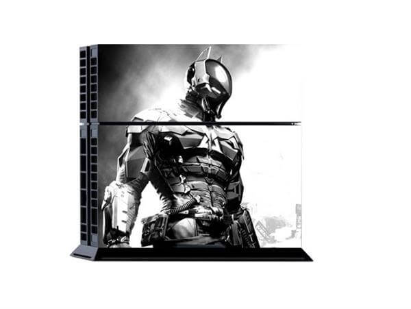 Batman Skin til Playstation 4