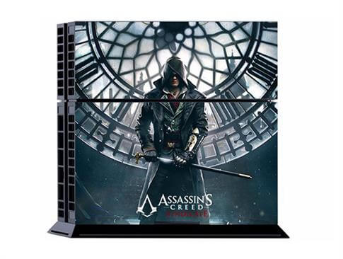 Image of   Assassins Creed Skin til Playstation 4