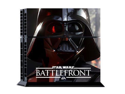 Star Wars skin til Playstation 4 - Battlefront