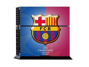 FC Barcelona Skin til Playstation 4