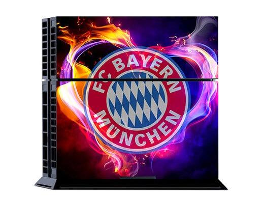 Image of   Bayern Munchen Skin til Playstation 4