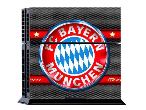 Image of   Bayern Munchen: Grå Skin til Playstation 4