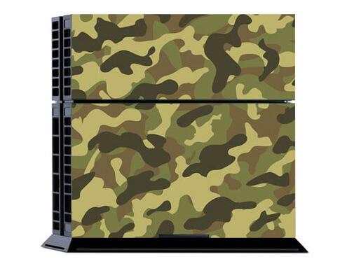 Carmouflage Skin til Playstation 4