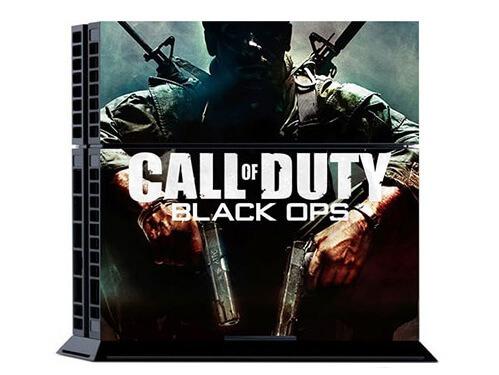 Image of   Call of Duty: Black Ops Skin til Playstation 4