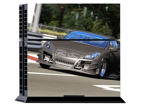 Gran Turismo Skin til Playstation 4
