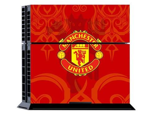 Manchester United Skin til Playstation 4