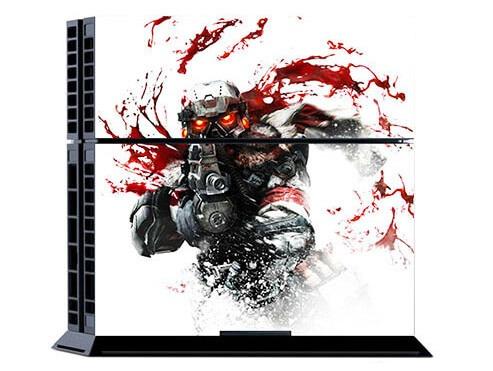 Metal Gear Solid Skin til Playstation 4