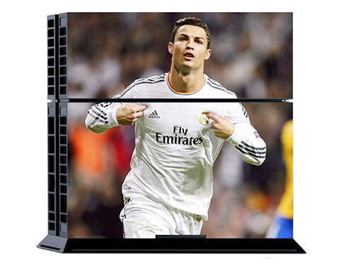 Image of   Christian Ronaldo Skin til Playstation 4