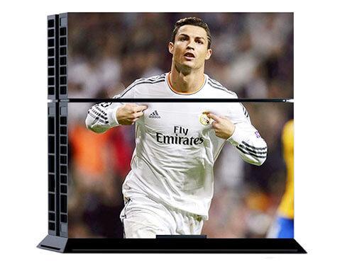 Christian Ronaldo Skin til Playstation 4