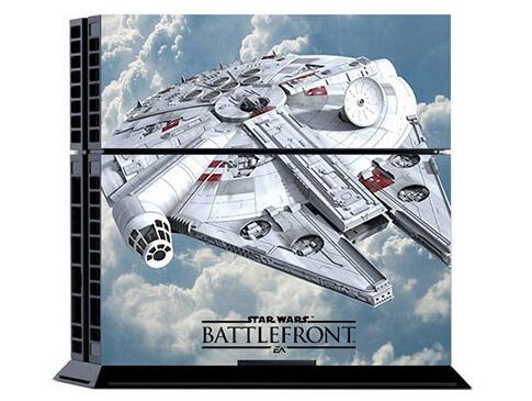 Image of   Star Wars Battlefront: Rumskib Skin til Playstation 4