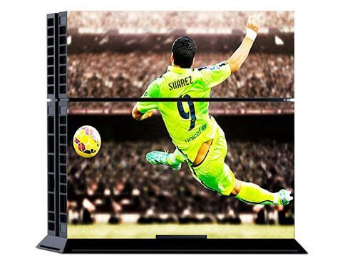 Billede af Suárez Skin til Playstation 4
