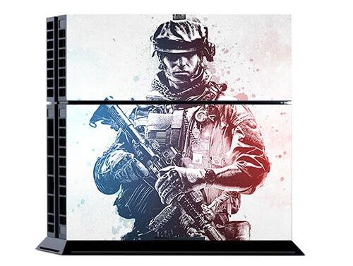 Image of   Battlefield Skin til Playstation 4