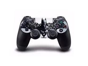 Image of   Batman Arkham Knight Skin til Playstation 4 controller