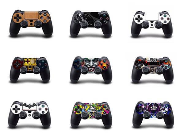 Billede af Skin til Playstation 4 controller