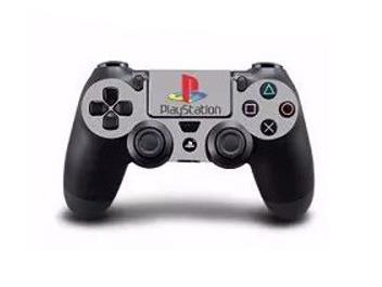 Retro Playstation Skin til PS4 Controller