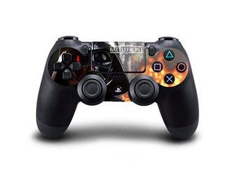 Image of   Skin til PS4 controller - Battlefront Darth Vader