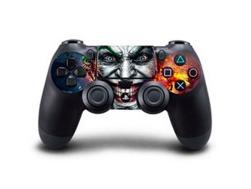 Image of   Skin til Playstation 4 controller - Sinister Smile