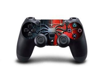 PS4 controller Skin - Super Spider