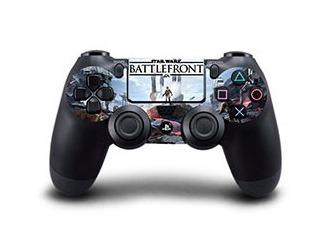 Image of   Skin til Playstation 4 controller - Star Wars Battlefront