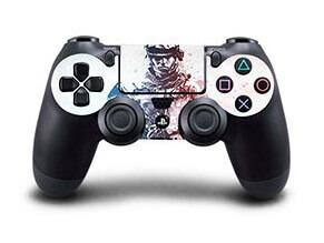 Battlefield Skin til Playstation 4 controller