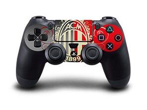 Billede af AC Milan Skin til Playstation 4 controller