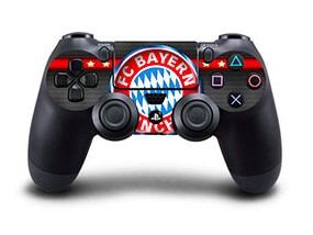 Bayern Munchen: Gråt Skin til Playstation 4 controller