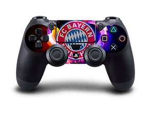 Billede af Bayern Munchen Skin til Playstation 4 controller