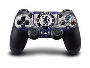 Billede af Chelsea Skin til Playstation 4 controller