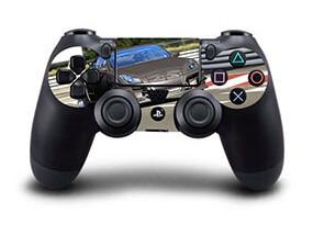 Image of   Gran Turismo Skin til Playstation 4 controller