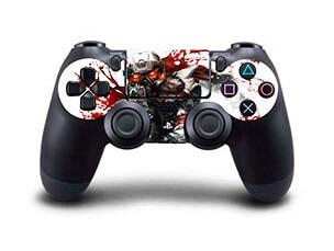 Image of   Metal Gear Solid Skin til Playstation 4 controller