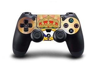 Image of   Real Madrid Skin til Playstation 4 controller