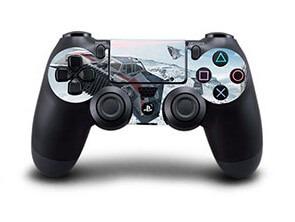 Billede af Star Wars Battlefront: Rumskib Skin til Playstation 4 controller