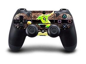 Billede af Suárez Skin til Playstation 4 controller
