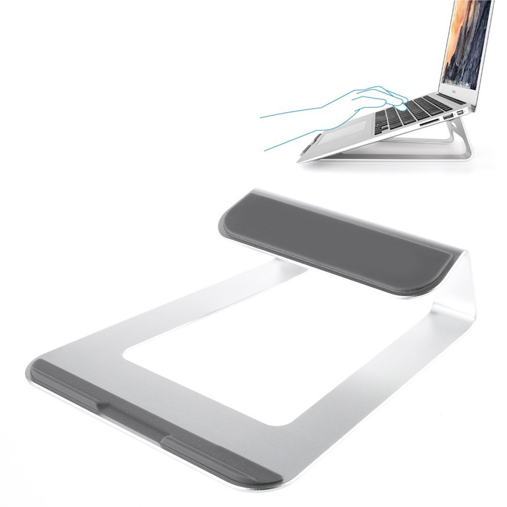 Image of   Aluminiums holder til Macbook og Pc