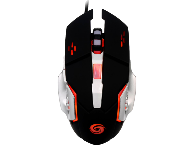 Hydra Gaming Mus med LED