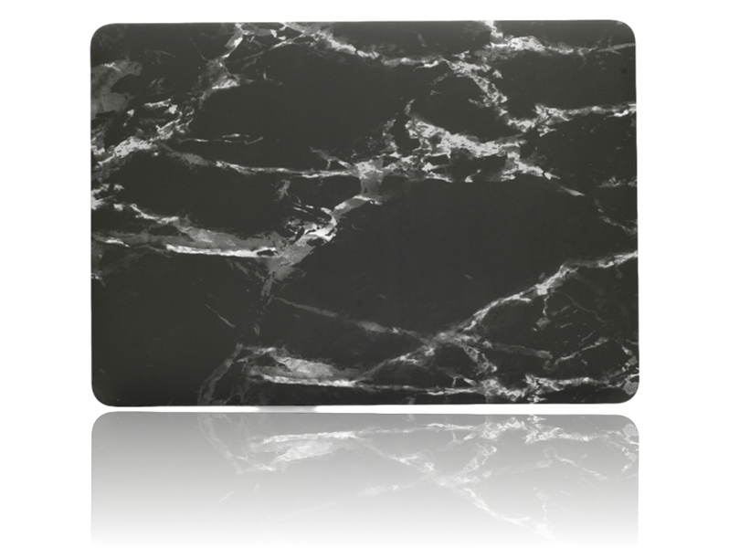 """Image of   Marmor cover til MacBook Air 13"""" Retina-Sort"""