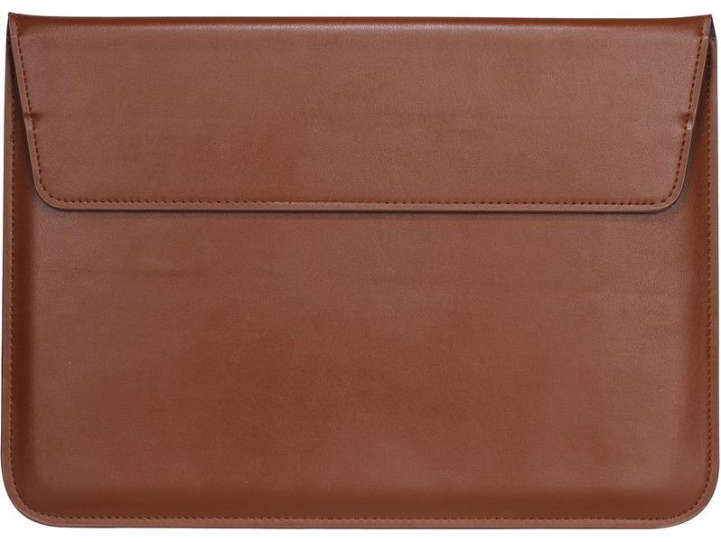Image of   Memphis PU læder sleeve til 15 og 16-Brun