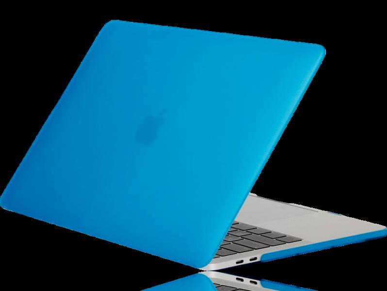 Image of   Matte Cover til Macbook Pro 13 Ultimo 2016-19-Blå