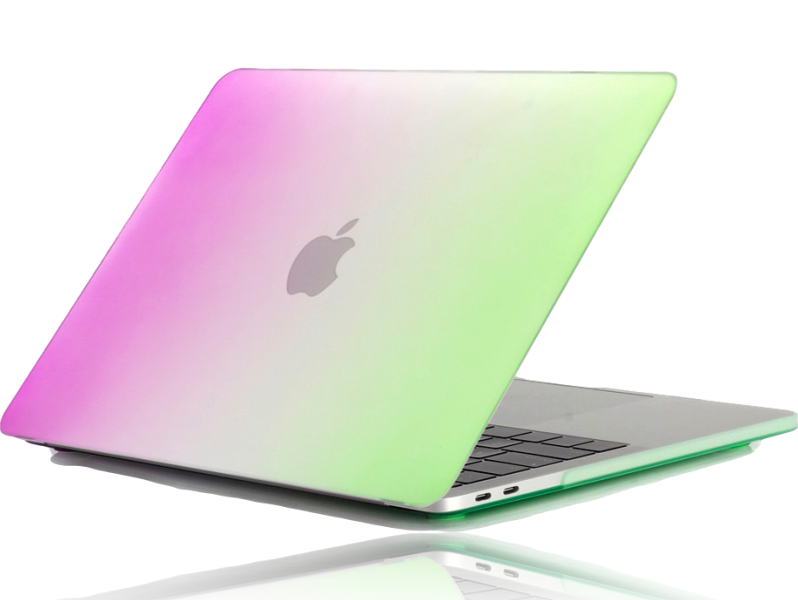 "Image of   Mermaid Cover til MacBook Pro 13"" Ultimo 2016/2017/2018/2019-Grøn"