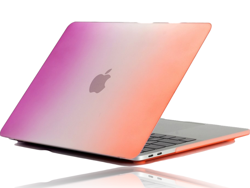 "Image of   Mermaid Cover til MacBook Pro 13"" Ultimo 2016/2017/2018/2019-Pink"