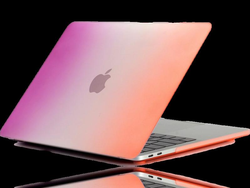 "Mermaid Cover til MacBook Pro 13"" Ultimo 2016/2017/2018/2019-Pink"
