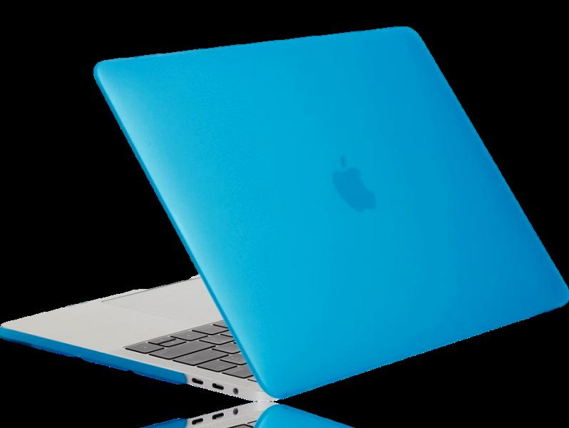"""Image of   Matte cover til MacBook Pro 15"""" Ultimo 2016-19-Blå"""