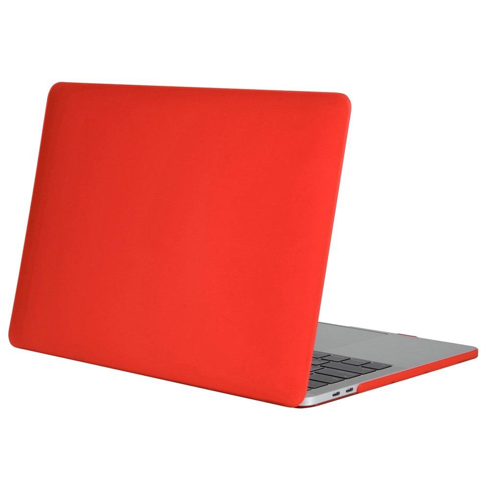 Image of   Matte Cover til Macbook Pro 13 Ultimo 2016-19-Rød